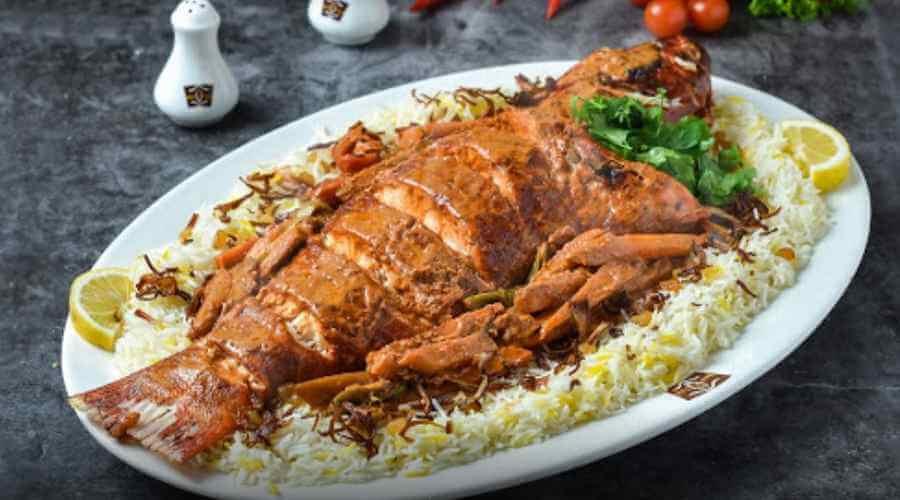 مطعم سمك عوائل